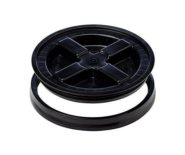 Крышка для детейлинг-ведра Gamma Seal - Black