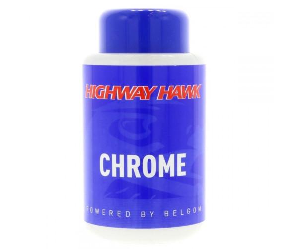 Паста для очистки, полировки и защиты хрома Belgom Chrome 250ml