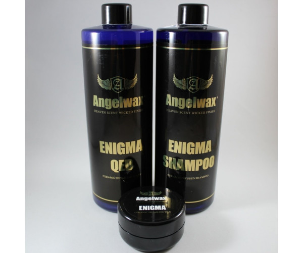 Enigma Qed 500 ml Angelwax