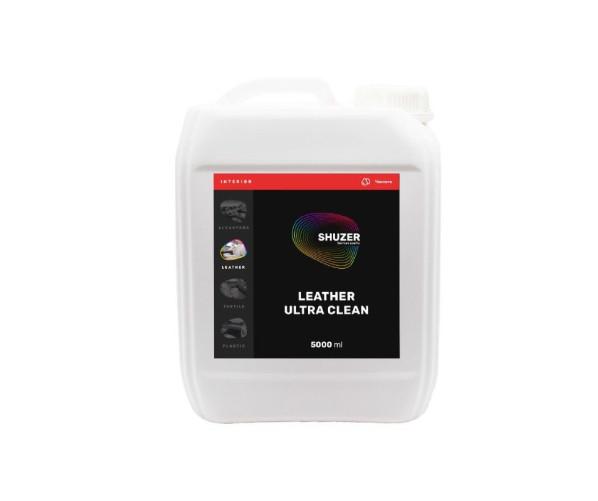 Засіб для чищення шкіряних поверхонь Leather Ultrra Clean 5L