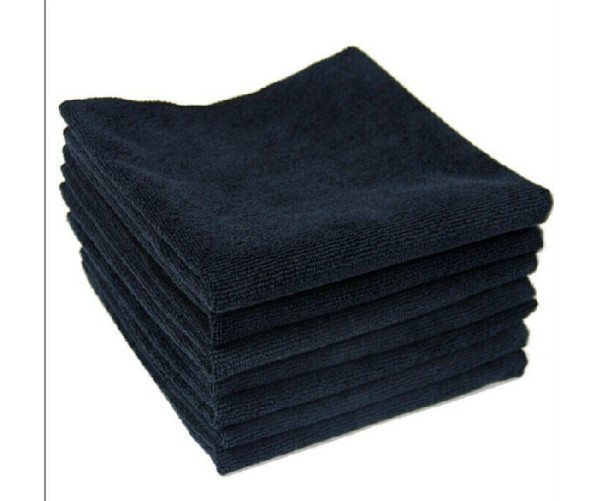 Microfibre Cloth Maxi Black DeWitte