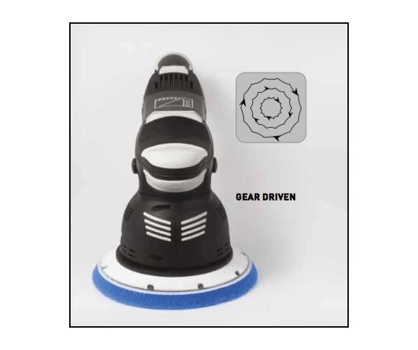 Планетарная машинка для полировки двойного действия Mille LK900E/STN