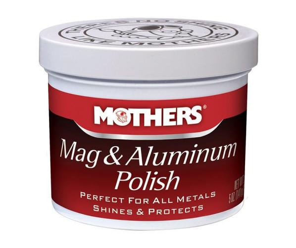 Паста для алюминиевых и нержавеющих поверхностей Mag&Aluminum Polish 283g