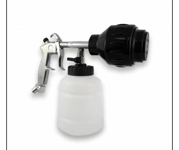 Пенный пистолет Foam Booster 1L