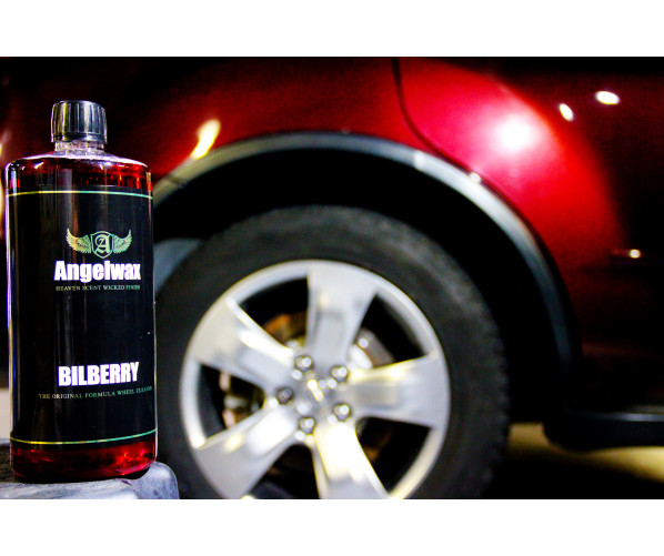 Bilberry Concentrate 1000ml Angelwax