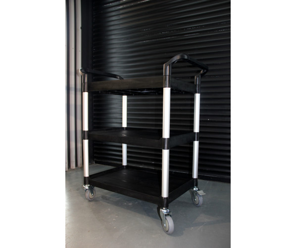 Тележки. Полки. Подставки Multipurpose trolley with 3  floors,  фото