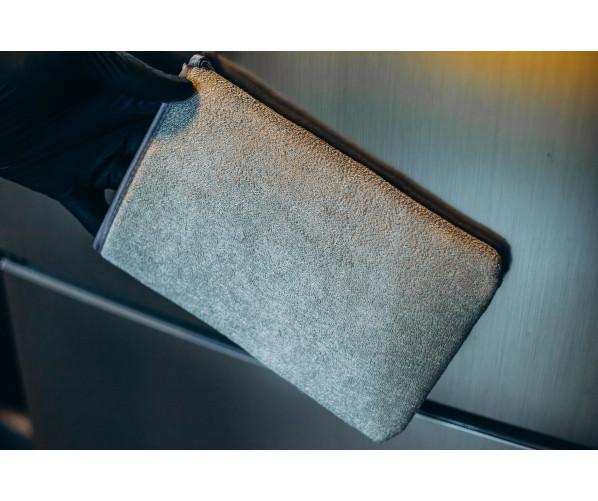 Washing glove stainless steel grey 1 pc DeWitte