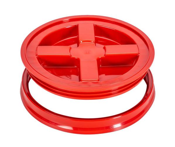 Крышка для детейлинг-ведра  GAMMA SEAL - RED
