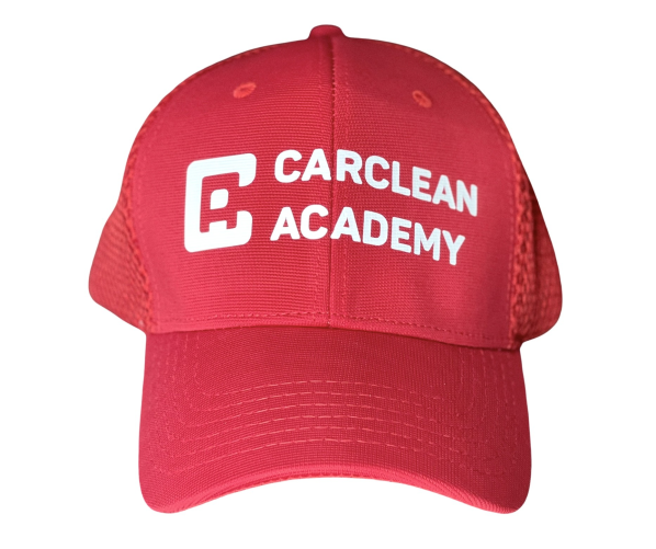 Кепка Carclean Academy Red Carclean®
