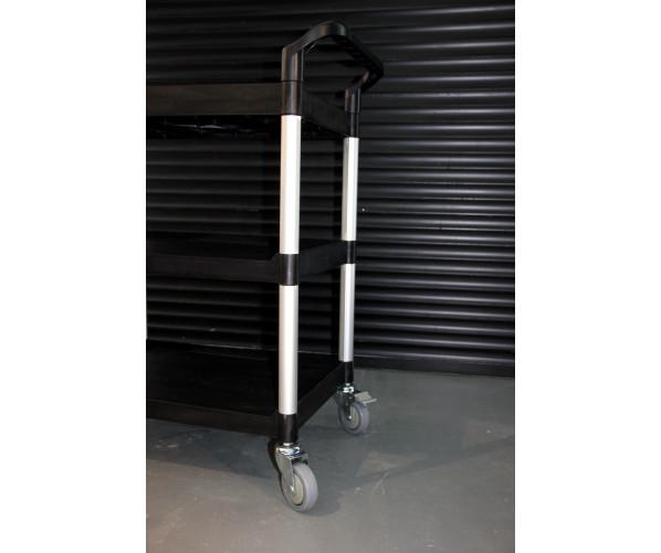 Мобильная тележка для инструментов Multipurpose trolley with 3  floors Krauss