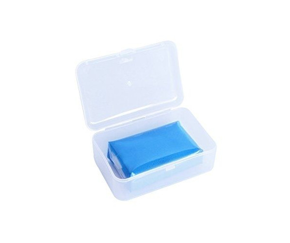 Синтетическая глина Clay Bar Medium 100 gr, Blue  Angelwax