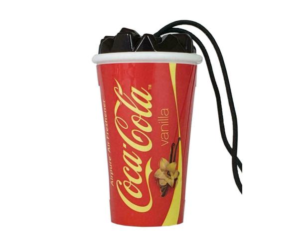 Дезинфекция и ароматизация Air Freshener Coca-Cola Vanilla,  фото