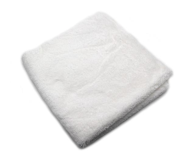 Мягкая, плотная микрофибра Microfibre *Laser Polish* White