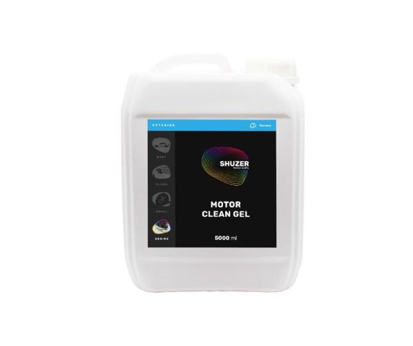 Засіб для чищення двигуна і ходової частини автомобіля Motor Clean Gel 5L