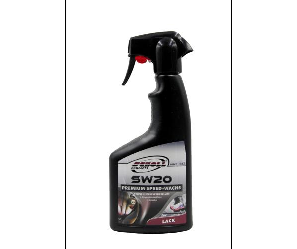 SW20 Premium Speed-Wachs 500 ml