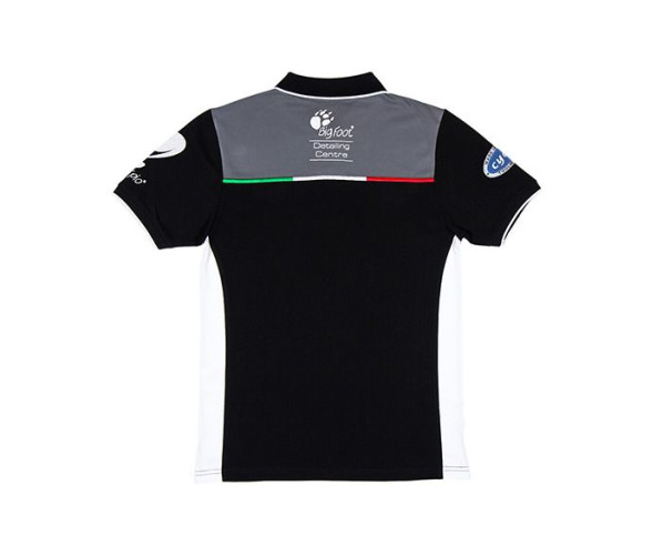 BigFoot Academy Polo Black Line M Rupes