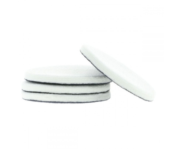 Войлочный полировальный круг с липучкой Felt polishing pad - 75mm