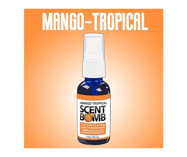 Air Freshener Mango Tropical 30ml Scent Bomb