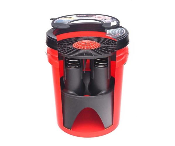 Детейлінг-відро для очищення полірувальних кругів GRIT GUARD THE Universal Pad Washer