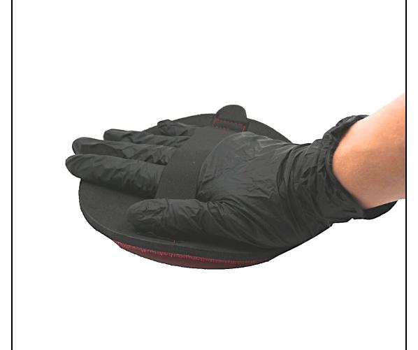 Hand Sanding Pad Ø150mm