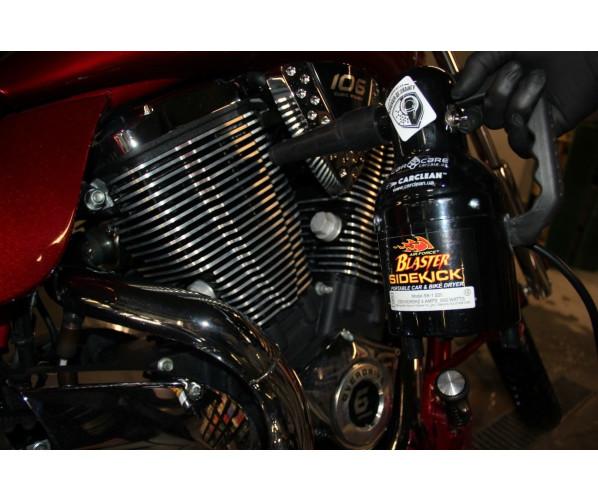 Air Blaster SideKick® Metrovac