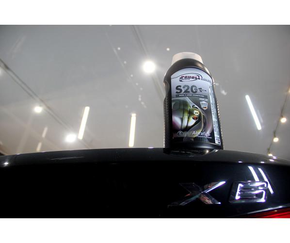 Универсальная одношаговая полировальная паста S20 Black Real 1 Step Compound 1kg Scholl Concepts