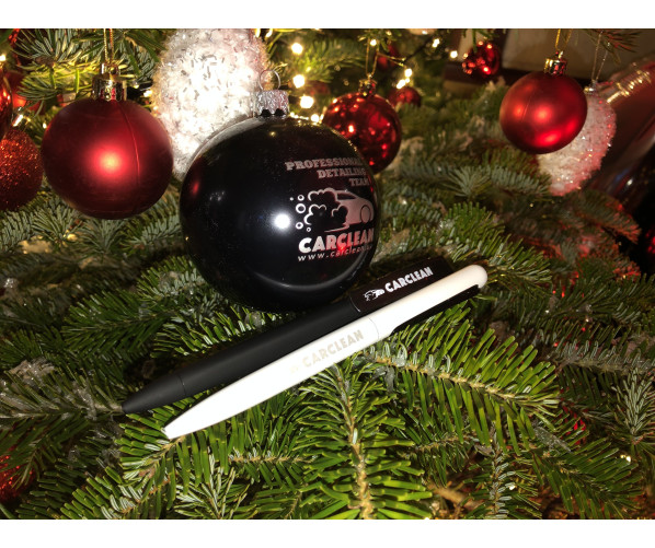 Ручка пластиковая Carclean - покрытие Soft Touch