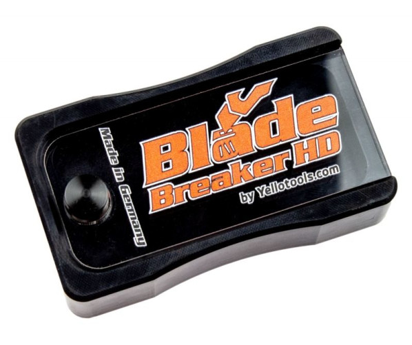 BladeBreaker HD black Бокс для обламування лез, чорний