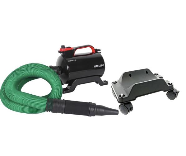 Повітродувка з колісною базою Maestro Car Dryer and Wheel Base