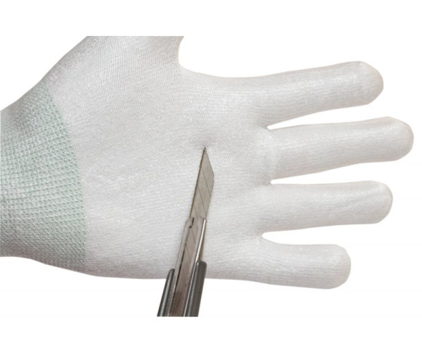 Перчатки для поклейки пленок, M,  фото