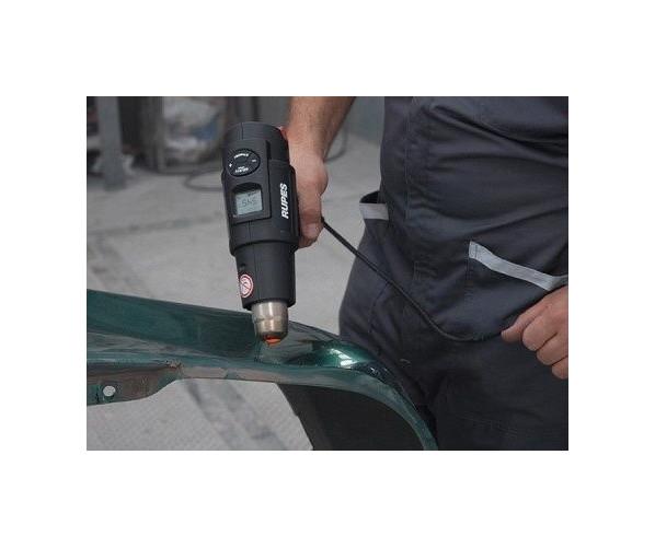 Промисловий тепловий пістолет (фен) Heat-Gun + Case With Accessories