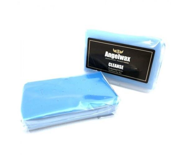 Синтетическая глина Clay Bar Medium 100 gr, Blue