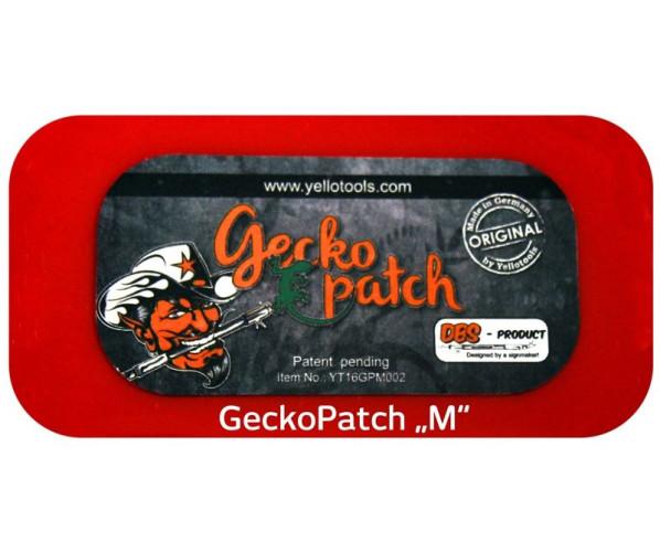 "GeckoPatch, X-treme Mat with spring band steel  Магніт для немагнітних поверхонь GeckoPatch, X-tremeMat with spring band steel ""M"" 10х5 см"