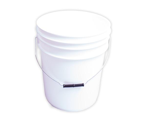 Детейлінг відро для ручної мийки автомобіля Bucket 20 l White