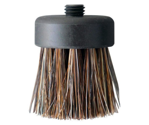Щетка для интерьера из натурального конского волоса Ibrid Horsehair Medium Cup Brush