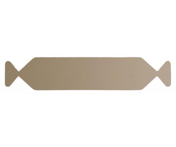 "Ape T-Buffer Wing 5"" 12,5cm - Self adhesive teflon pad Тефлоновая накладка на ракель, 5"" 12,5 см"