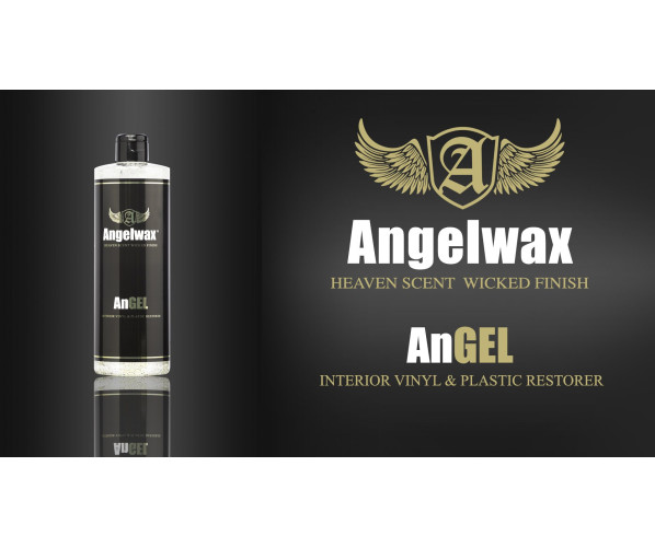 Поліроль для пластику AnGel Interior Dressing 500 ml,  фото