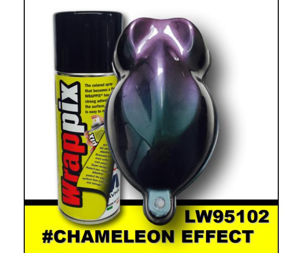 Аerosol Chameleon Violet Blue 400 ml Wrappix