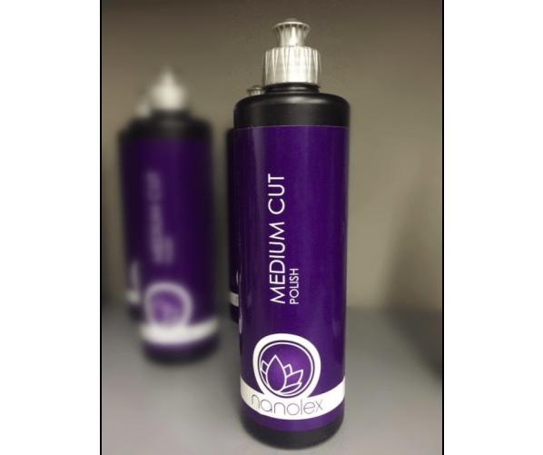 Medium Cut Polish 500 ml Nanolex