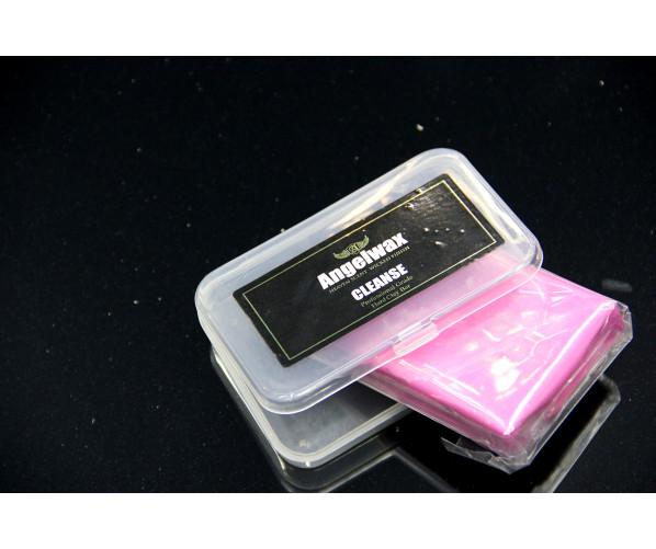 Синтетична глина Clay Bar Red Hard - 100gr Angelwax