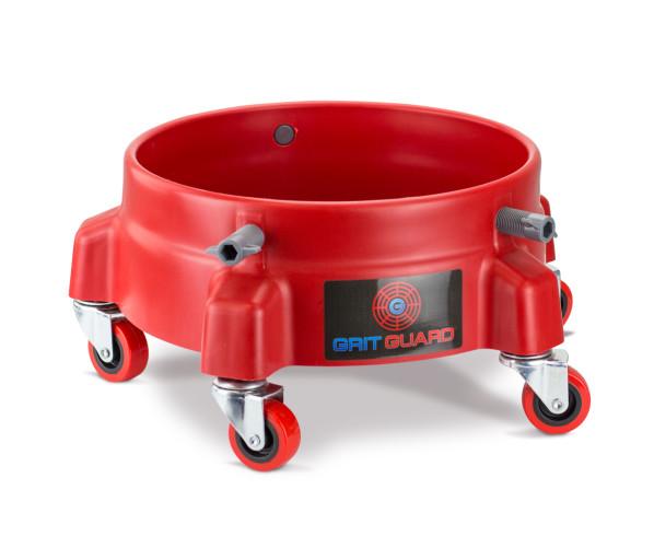 Підставка для детейлінг-відра Roller Mount Red