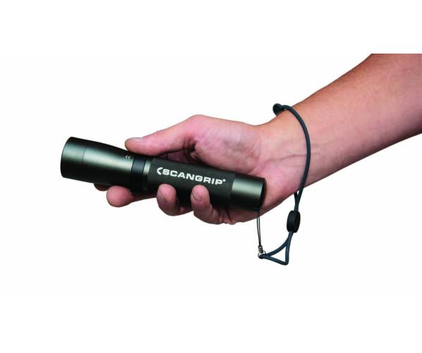 Потужний ліхтар з режимом посилення Flash 600 R
