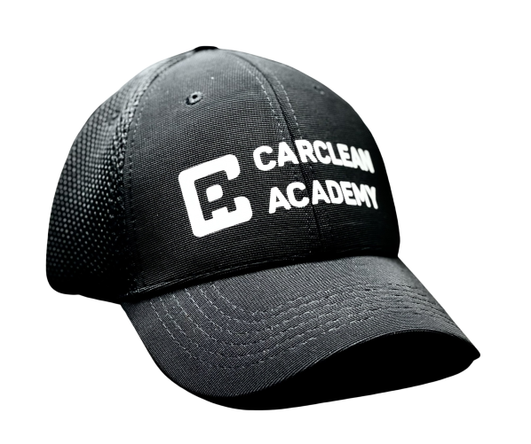 Кепка Carclean Academy Black