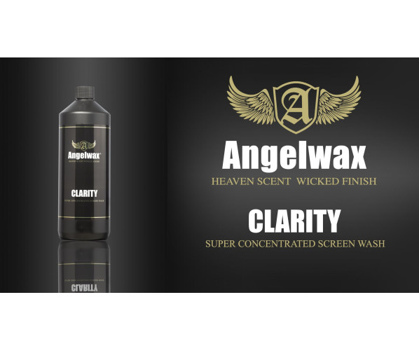 Концентрированный омыватель Clarity 1000 ml Angelwax