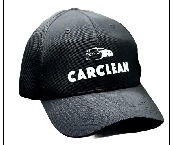 Кепка Carclean Black