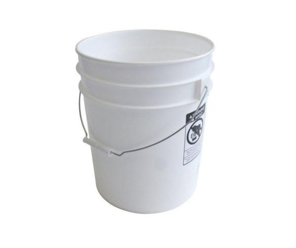 Детейлинг-ведро для мойки Bucket 19 L, White