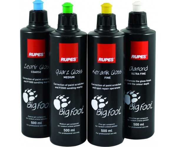 Keramik Gloss Compound - 500ml Rupes