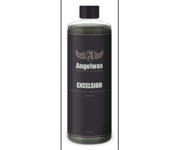Excelsior Soft Top Cleaner 500ml