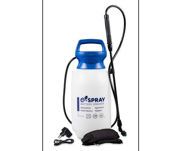 Электрический распылитель E-SPRAY 8 litres battery sprayer