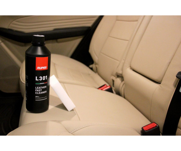 L301 Leather Fast Cleaner Rupes